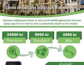 Atletikos tarafından Design flyer for hemtipset.se için no 4