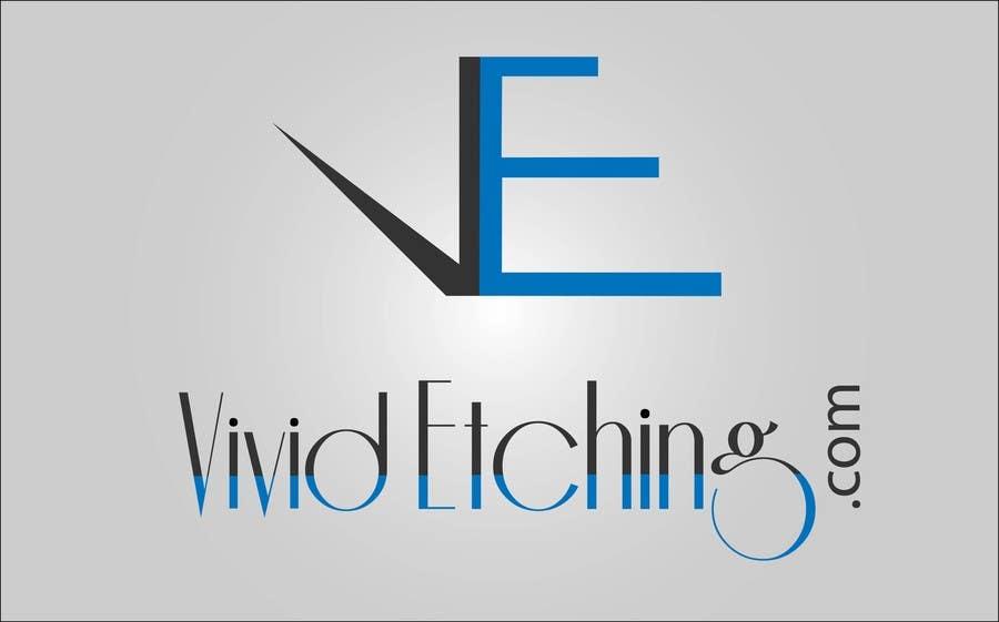 Inscrição nº 99 do Concurso para Design a Logo for Vivid Etching