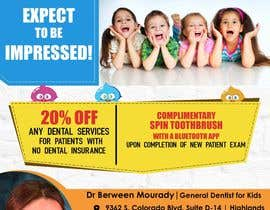 #3 for Design a Flyer for Kids Dentistry by arsh8singhs