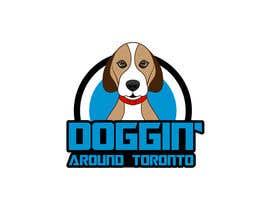 #91 untuk Create a logo with a cartoon Beagle (dog) oleh omenarianda