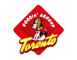 #131 for Create a logo with a cartoon Beagle (dog) af propeller215