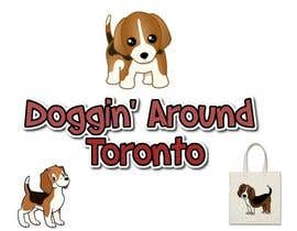 #123 for Create a logo with a cartoon Beagle (dog) af ailingfoong