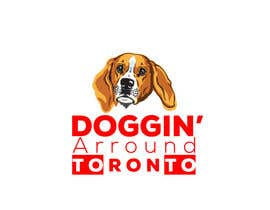 #106 for Create a logo with a cartoon Beagle (dog) af djmalibiran