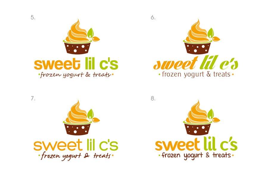 Bài tham dự cuộc thi #                                        15                                      cho                                         Sweet Lil C's Frozen Yogurt & Treats