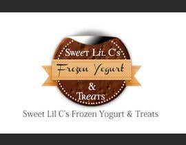 nº 54 pour Sweet Lil C's Frozen Yogurt & Treats par peaceonweb