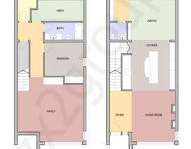 zx2group tarafından Need 4 floorplans from these images için no 19