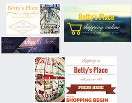#27 cho Design a Banner for a shopping website. bởi KIvanoski01
