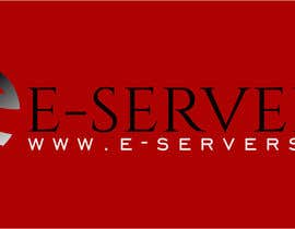 #17 para Design logo for E-Servers.ro por stojicicsrdjan