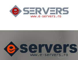 #12 para Design logo for E-Servers.ro por hicherazza