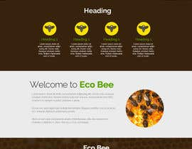 #1 untuk Design a Wordpress Mockup for Eco Bee oleh aryamaity