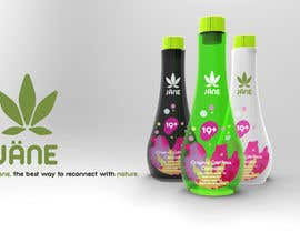 #7 for Create Logo, Print and Packaging Designs for Jane (Cold Press Cannabis Juice) af carmonamoises