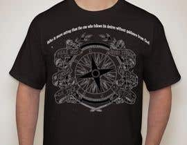 #3 for Design a T-Shirt for a book af hchris897