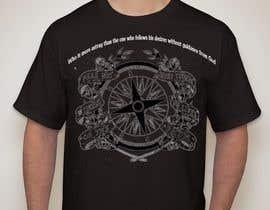 #3 untuk Design a T-Shirt for a book oleh hchris897