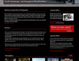 #20 untuk Redesign of photography website oleh lassoarts