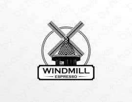 #5 para Design a Logo for Windmill Espresso por Hayesnch