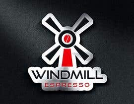 #16 para Design a Logo for Windmill Espresso por naderzayed