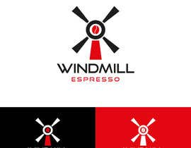#19 para Design a Logo for Windmill Espresso por naderzayed