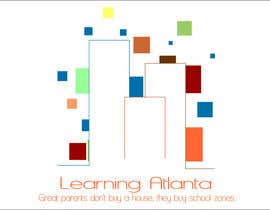 #5 para Design a Logo for Learning Atlanta por vishavbhushan