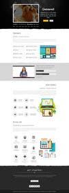 #3 for Design a Website Mockup for Godinterest.org af logodesire
