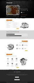 #15 for Design a Website Mockup for Godinterest.org af logodesire