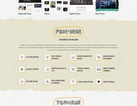 #14 untuk Design a Website Mockup for Godinterest.org oleh davidnalson