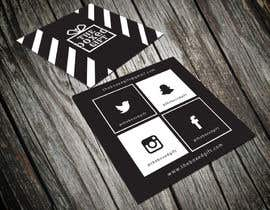#37 untuk Design Social Media Business Cards for The boxed Gift oleh shyRosely