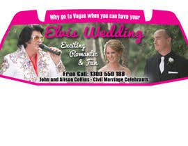 drfranzy tarafından Design a Banner for Elvis Weddings -- 2 için no 1