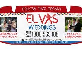 #2 para Design a Banner for Elvis Weddings -- 2 por arsh8singhs