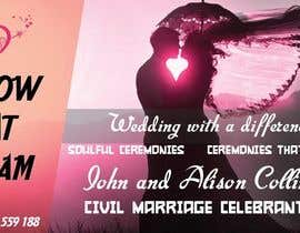 #5 for Design a Banner for Elvis Weddings -- 2 by vivekdaneapen