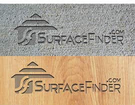 #223 untuk Design a Logo and Symbol for SurfaceFinder.com oleh pkapil