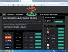 #30 for Design a Logo for CasinoUzmanı by BNDS