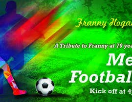 #11 cho Franny Hogan memorial football match bởi Moorthy123