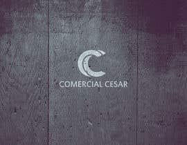 #36 untuk Diseñar un logotipo for COMERCIAL CESAR oleh colcrt