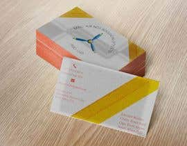 #7 untuk Design a letterhead and business cards for a airport company oleh designerAh