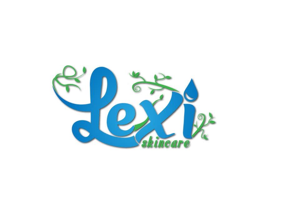 Konkurrenceindlæg #57 for Design a Logo for Lexi Skincare