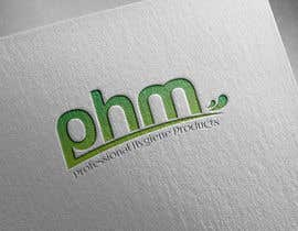 #95 cho Logo for PHM - Professional hygiene products bởi samehsos