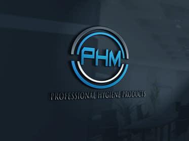 #42 untuk Logo for PHM - Professional hygiene products oleh RAIDAHKHALIDSYED