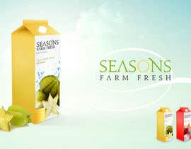 nº 64 pour Graphic Design for Seasons Farm Fresh par creativeacron