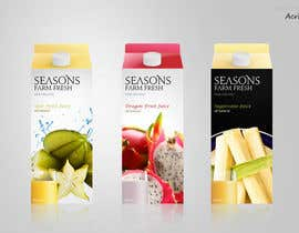 #36 para Graphic Design for Seasons Farm Fresh por creativeacron