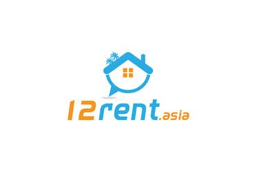 #187 para Design a Logo for 12rent.asia por rraja14
