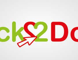 #54 for Design a Logo for Click2Don8.com by flowkai