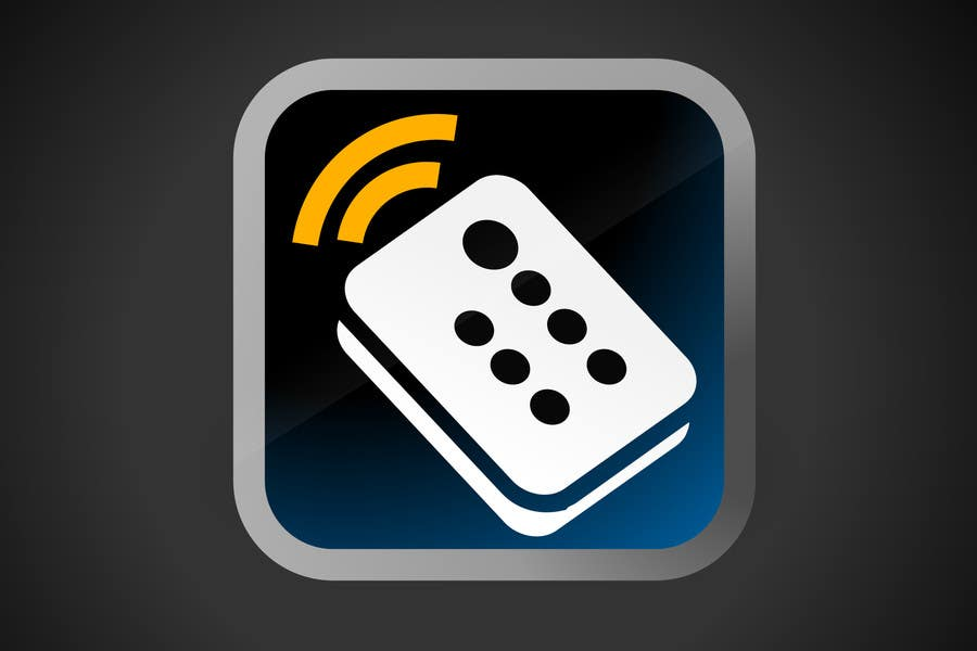 #171 for TV remote control APP Icon design by praxlab