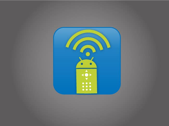 #115 for TV remote control APP Icon design by xrevolation