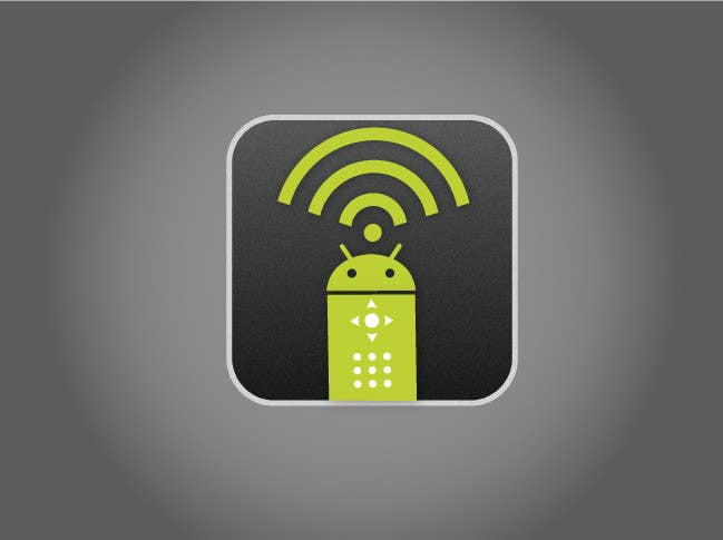 #130 for TV remote control APP Icon design by xrevolation