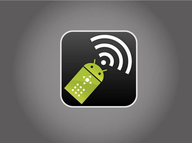 #158 for TV remote control APP Icon design by xrevolation