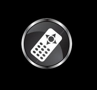 #173 for TV remote control APP Icon design by Malliyoor