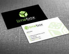 #101 untuk Design a Logo and a business card for limebox oleh HammyHS