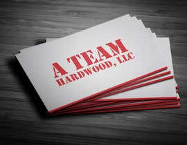 #16 for Design some Business Cards for A Team Hardwoods by Fgny85