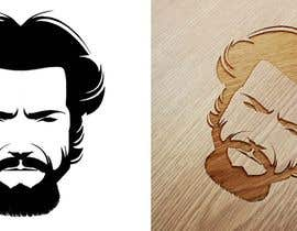 #14 cho Illustrate a tough manly masculine bearded rough FACE bởi melhosary86