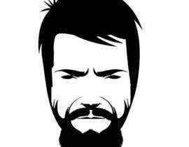 #47 cho Illustrate a tough manly masculine bearded rough FACE bởi melhosary86